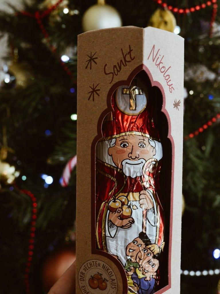 St. Nikolaus chocolate