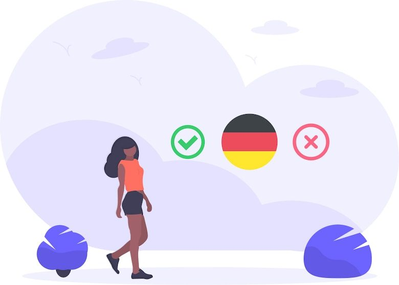 illustration pros and cons Germany
