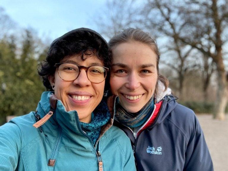 Jen & Yvonne from Simple Germany
