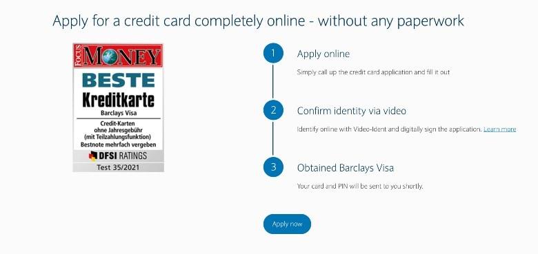 Barclays Application